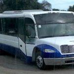 25 passengers minibus