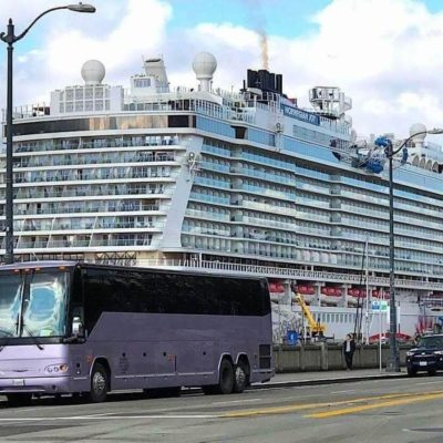 Busliner cruise line